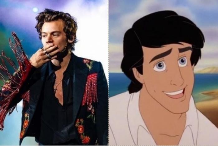 Harry Styles viverá príncipe Harry em live-action de