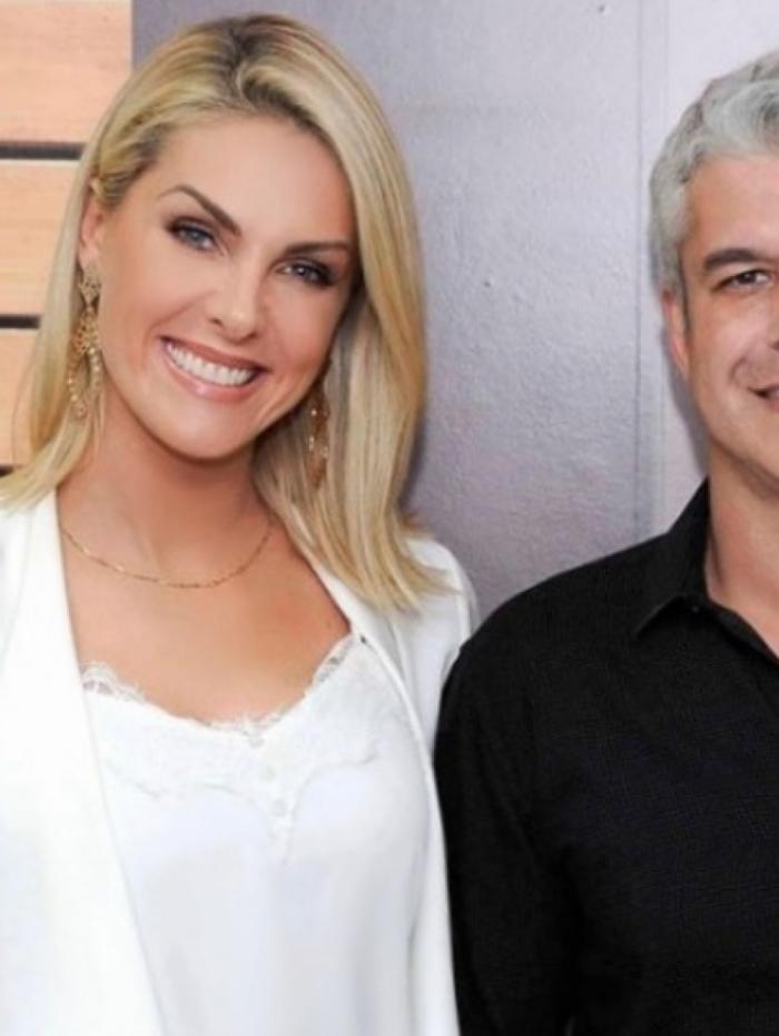Ana Hickamnn e Gustavo Correa