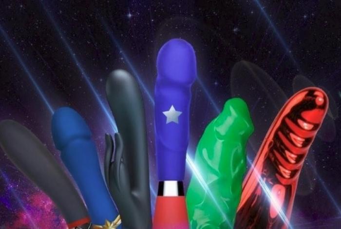 Propaganda de vibradores promete prazeres intergalácticos