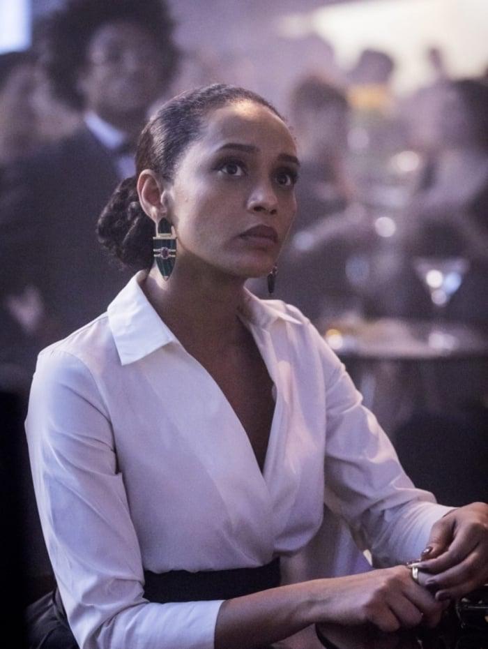 Vitória (Taís Araújo), protagonista de 'Amor de mãe'