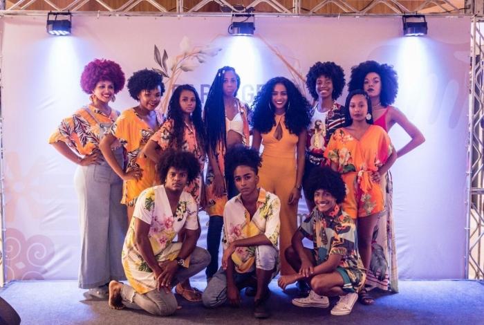Concurso Miss e Mister Beleza Negra Ubuntu