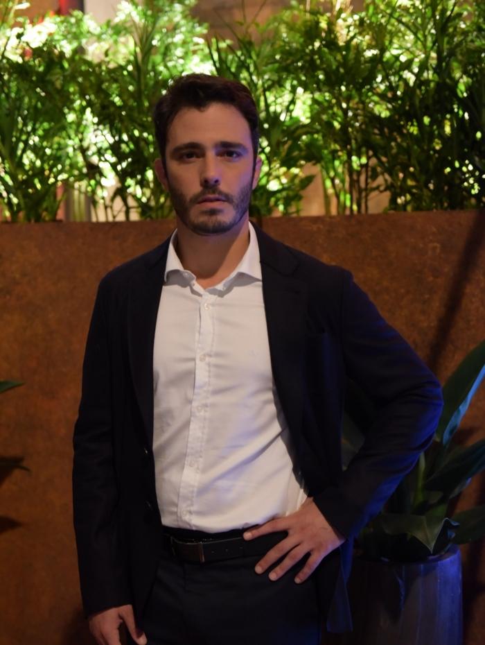 Tobias (Thiago Rodrigues), em 'Amor Sem Igual'