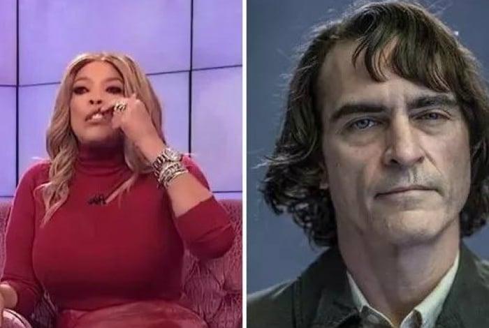 Wendy Williams e Joaquin Phoenix